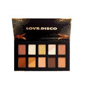 NEW NYX Love Lust Disco Rose Eyeshadow Palette